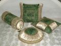 Шторы, ламбрекены, бандо, покрывала, декоративные подушки, скатерти
